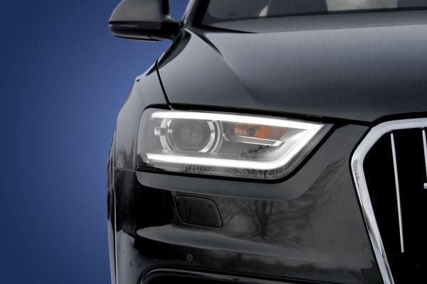 38734-2 - Bi-Xenon-Scheinwerfer LED TFL für Audi Q3 8U mit elektr. Dämpferregelung Front