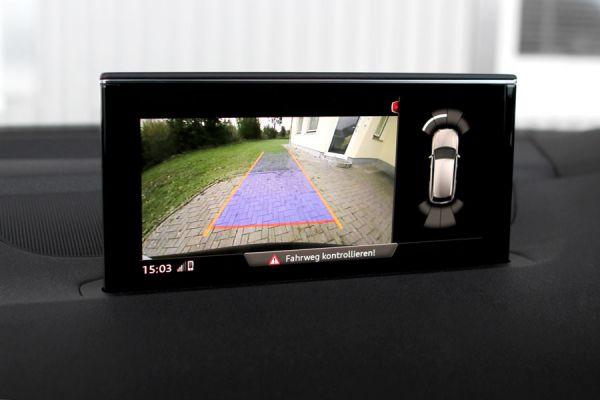42125 - Komplett-Set APS+ plus (optische Anzeige) Front für Audi Q7 4M