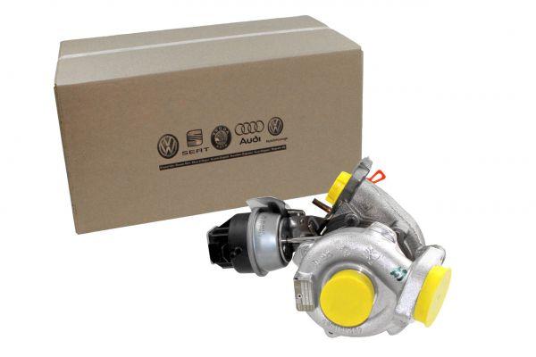 03L145701E - Original Turbolader für Audi, Seat 2.0 TDI - 03L145701E