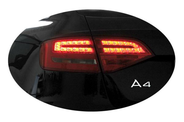 36953 - Komplett-Set LED-Heckleuchten für Audi A4/S4 Avant