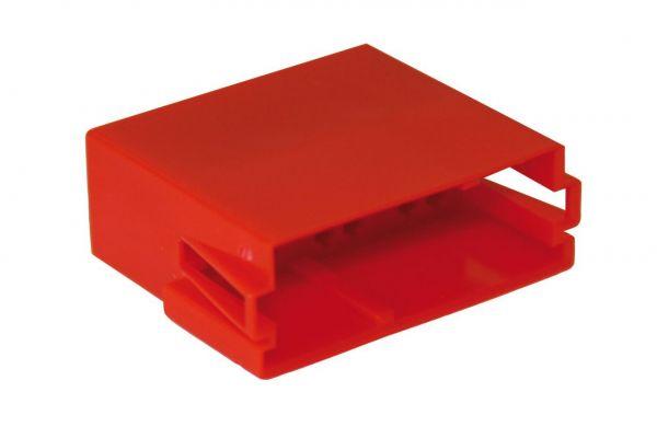 30044 - MINI ISO Buchsengehäuse kompakt 20-polig, 10 Stück