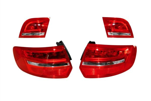 36512 - Facelift Heckleuchten LED original für Audi A3 8PA Sportback