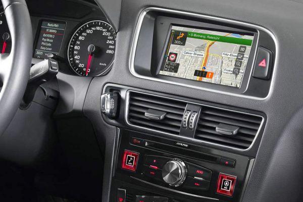 41340 - Navigationssystem Premium-Infotainment für Audi Q5