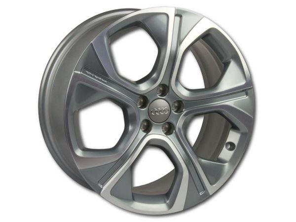 8X00714984EE - Original Audi A1 8X Alufelge 5-Arm-Polygon 18 Zoll