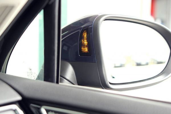 41150 - Spurwechselassistent inkl. Ausparkassistent für VW Passat B8