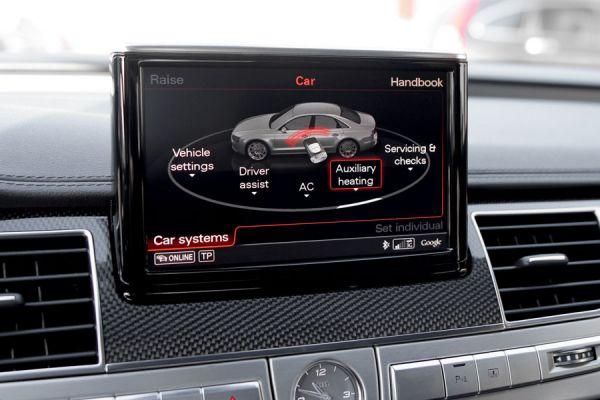 39180 - Nachrüst-Set Standheizung für Audi A8 4H