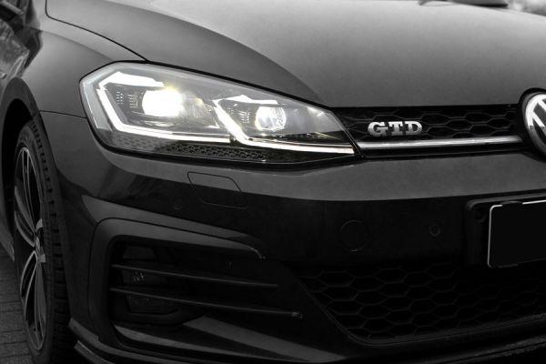 42100 - LED-Scheinwerfer mit LED-Tagfahrlicht TFL für VW Golf 7 Standard