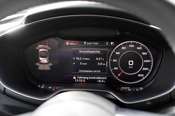 40949 - Komplett-Set APS plus+ für Audi TT 8S (FV)