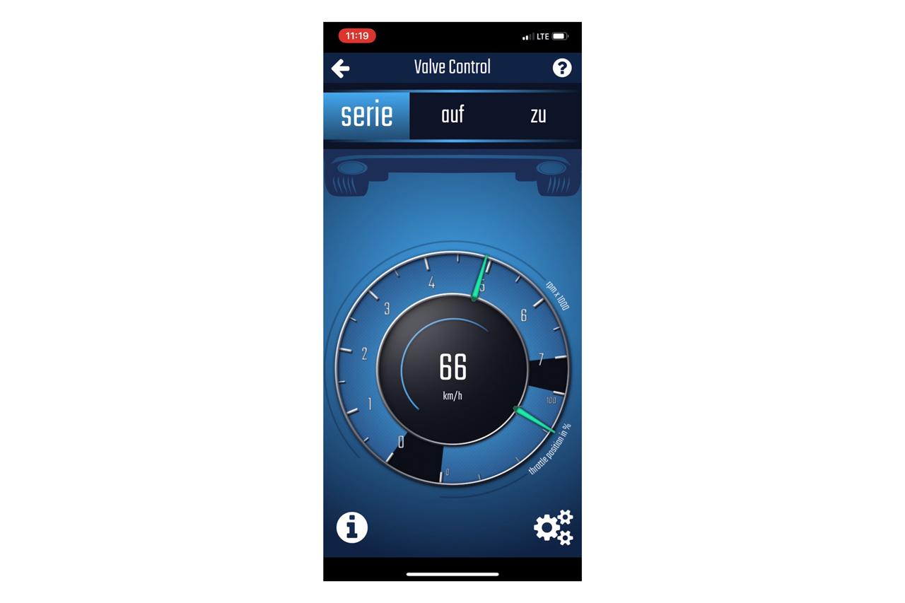 Valve control Exhaust Pro   Audi S3, RS3 8V, TTRS 8S + APP