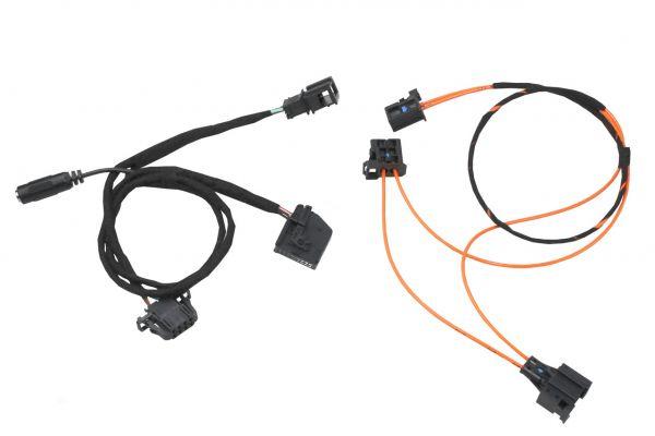 37533 - Kabelsatz Ersatzteil FISCON Pro für Audi MMI 2G