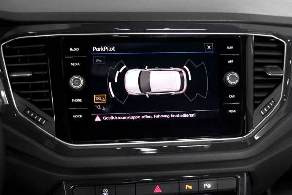 42600 - Komplett-Set Park Pilot Front + Heck inkl. OPS für VW T-Roc A11 LED Scheinwerfer
