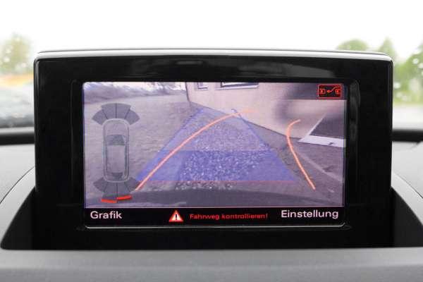 38727 - Komplett-Set Rückfahrkamera für Audi Q3 8U
