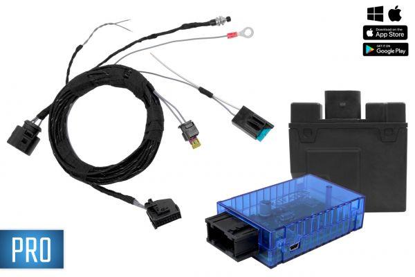 40730 - Komplettset Active Sound inkl. Sound Booster für VW Touareg 7P Variante 1 PRO