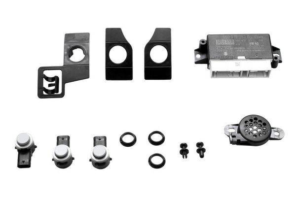 42545 - Komplett-Set Einparkilfe hinten OPS für Seat Ibiza KJ