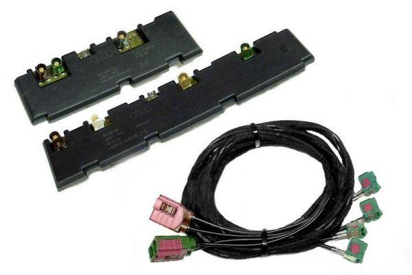 Nachrüst-Set TV-Antennenmodule für Audi A6 4F - MMI 3G Limousine