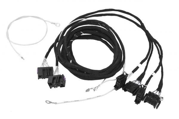 40483 - Kabelsatz Sitzheizung + Sitzverstellung für Audi A6 C4