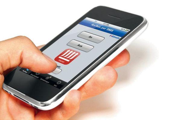 39465 - Standheizung via Handy: Ergänzungsset Thermo Call