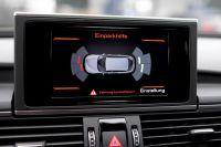 Komplett-Set APS+ plus (optische Anzeige MMI) Front und Heck für Audi A6 4G