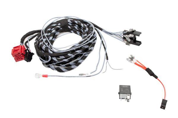 34330 - Kabelsatz schwenkbare Anhängerkupplung AHK - Zentralelektrik für VW Tiguan