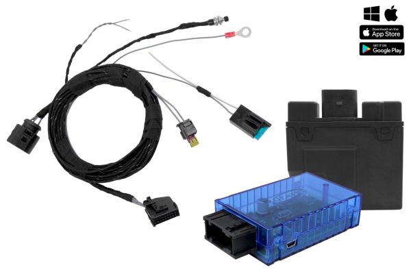 40815 - Komplettset Active Sound inkl. Sound Booster für Seat Leon 1P