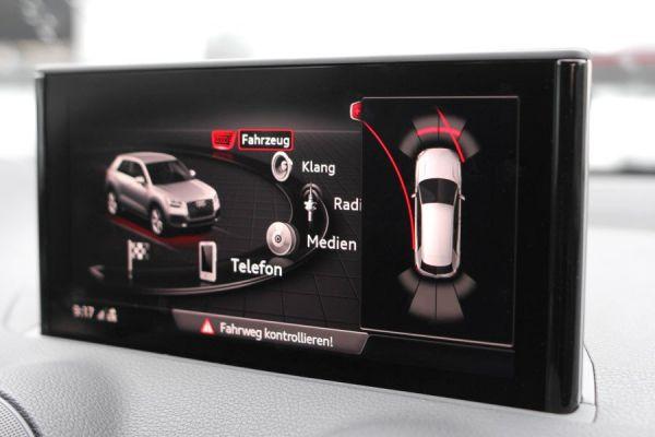 Komplett-Set APS+ Front & Heck für Audi Q2 GA 2JF, 2JG, EC