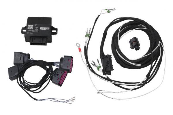 37190 - aLWR Komplett-Set für Golf 6 - mit elektr. Dämpferregelung