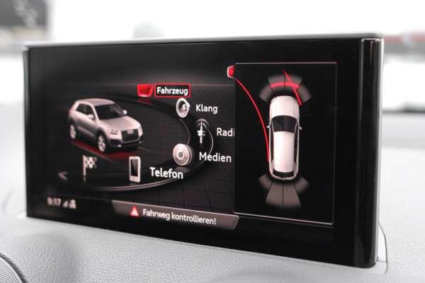 43880 - Komplett-Set APS+ plus Front und Heck für Audi Q3 F3