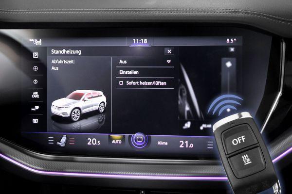 43060 - Komplettset Standheizung für VW Touareg CR