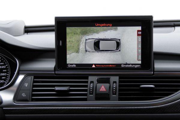42800 - Umfeldkamera 4 Kamera System für Audi A8 4H - KA4 Aufrüstung