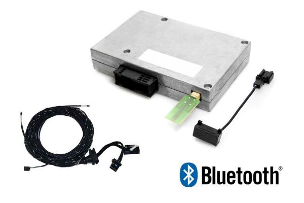 FSE Handyvorbereitung Bluetooth für VW Touareg nur Bluetooth MFD2