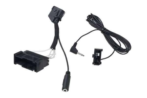 37629 - Kabelsatz Ersatzteil für das Umrüst-Set Low, Premium auf FISCON Freisprecheinrichtung