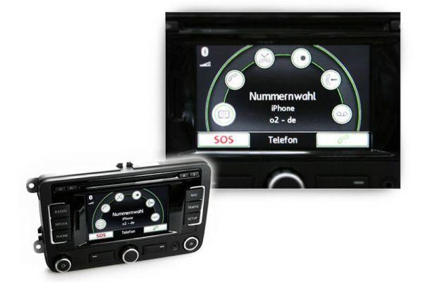 38099 - Handyvorbereitung für VW RNS 315 Nur Bluetooth