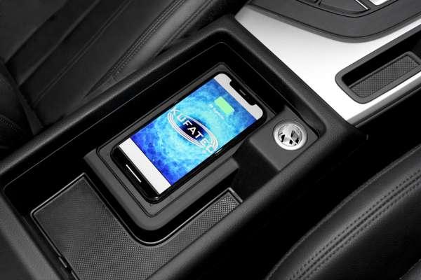 42860 - Komplettset Phone Box für Audi A4 8W, A5 F5 9JD