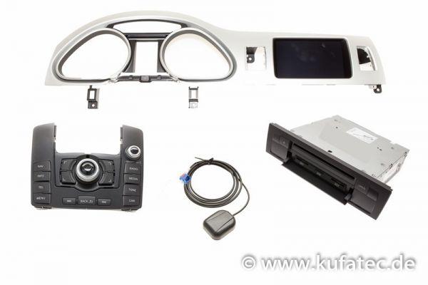 36711 - Umrüst-Set MMI Radio auf MMI Navigation Plus für Audi Q7 4L