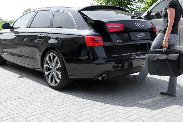 39151 - Komplettset sensorgesteuerte Heckklappenöffnung für Audi A6 4G Limousine