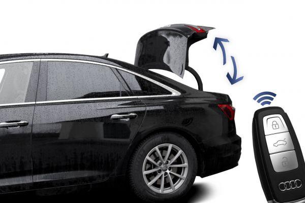 43215 - Komplettset elektrische Heckklappe für Audi A6 4A Limousine