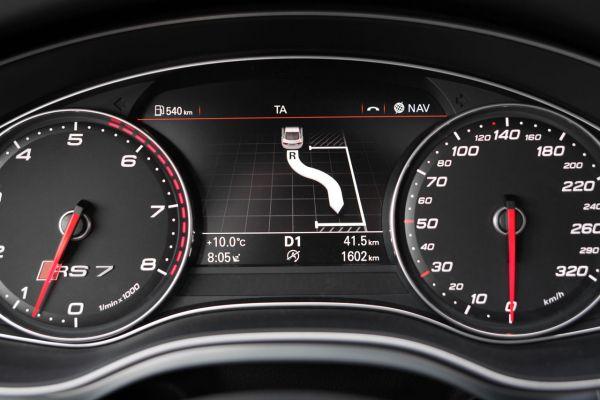 40178 - Parklenkassistent PLA mit Umgebungsanzeige für Audi A7 4G OHNE Parkdistanzkontrolle