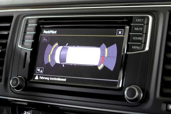 41210 - Komplett-Set VW Parking System Park Pilot Front + Heck VW T6 Heckklappe