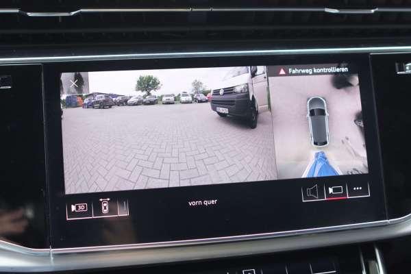 41640 - Umfeldkamera - 4 Kamera System für Audi Q7 4M