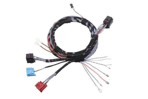 40179 - Kabelsatz schwenkbare Anhängerkupplung AHK - Zentralelektrik für Audi A8 4H