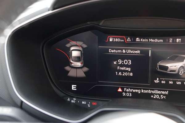 40948 - Komplett-Set APS+ Front und Heck für Audi TT 8S (FV)