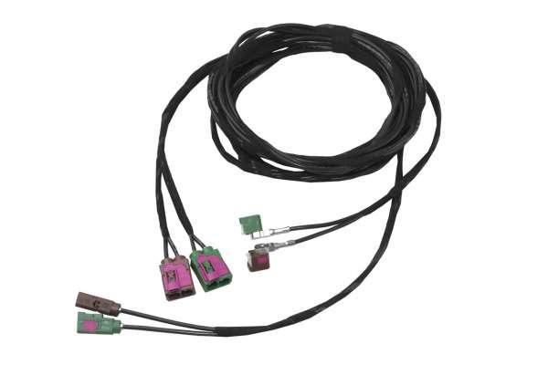 37809 - Kabelsatz TV-Antennenmodule für Audi A3 8P / 8PA