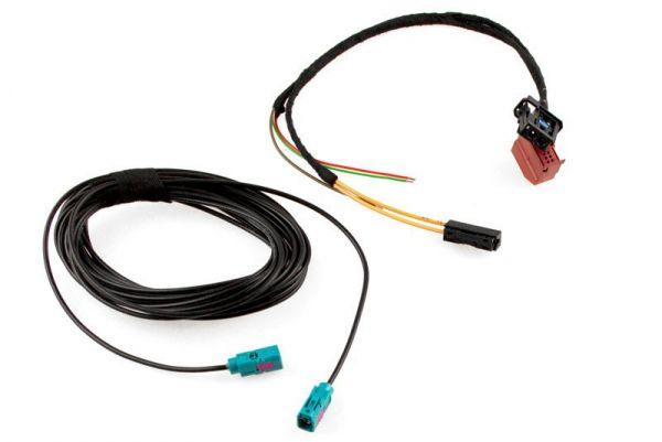 Kabelsatz TV-Tuner inkl. LWL MMI 3G 20-polig