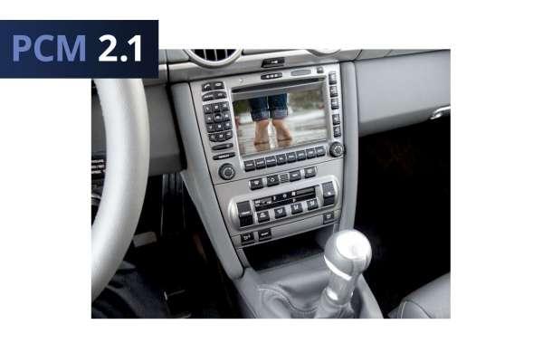 33954 - TV-Freischaltung für Porsche Cayenne PCM 2.1 Plug & Play