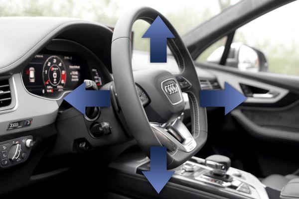 42605 - Elektrisch verstellbare Lenksäule für Audi Q7 4M Nein