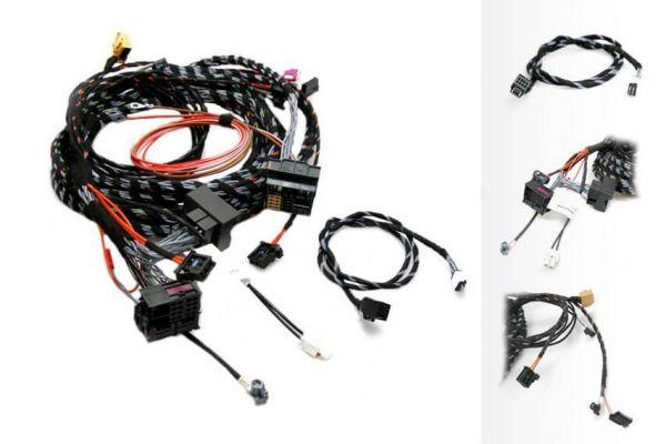 Kabelsatz Upgrade Radio System - MMI High 3G für Audi B&O Soundsystem 9VK