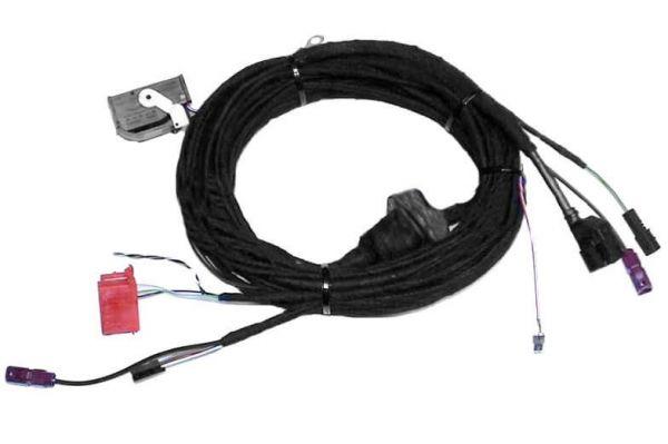 34414 - Kabelsatz FSE Handyvorbeitung BT für Audi TT `07 Komplett