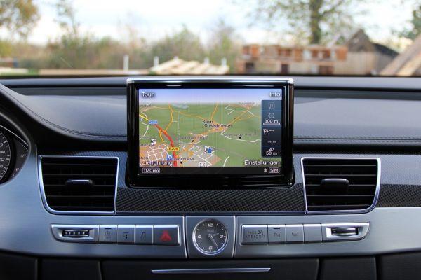 40046 - Funktion Nachrüstung - Navigation plus für Audi A8 4H