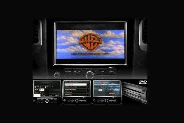 38343 - Kabelsatz DVD-Wechsler für VW Touareg 7P Nein