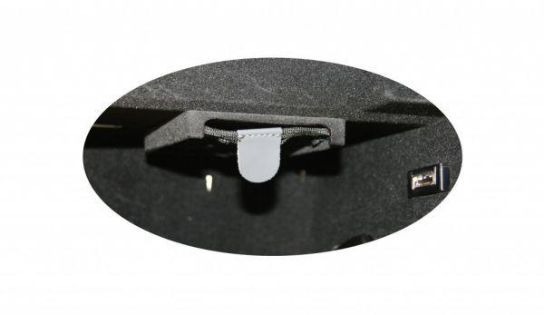 37154 - Audi AMI-Ablage fürs Handschuhfach